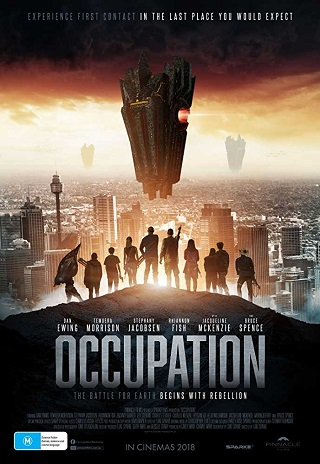 Occupation 2018 English 950MB WEB-DL ESubs 720p