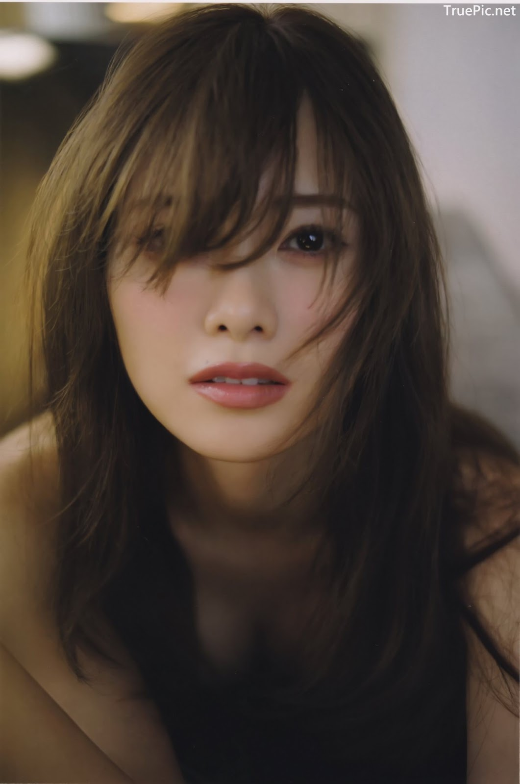Image Japanese Singer And Model - Mai Shiraishi - Charming Beauty Of Angel - TruePic.net - Picture-2