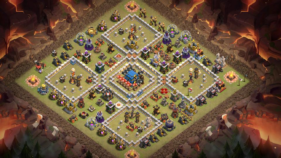 Base War Th 12 Anti Segalanya 7