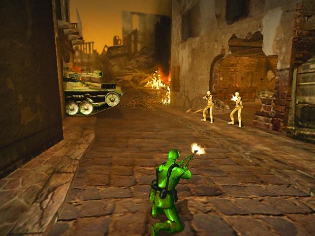 Army Man Games Online 76