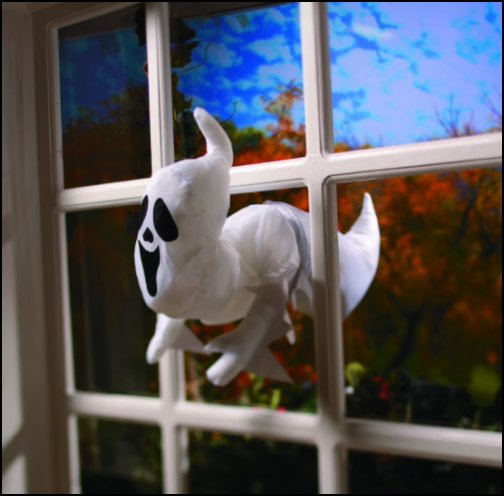 Ghost Breaking Through Window, Halloween Pranks, Halloween Decor, Party Supplies & Decorations, Cute Seasonal Home Accents