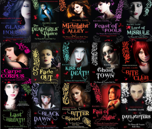 Image result for The Morganville Vampires