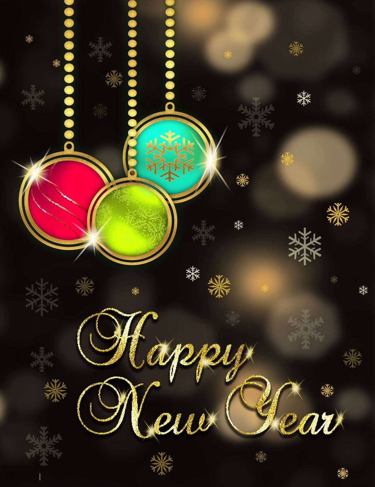 Happy New Year Hd Wallpaper Amp Images Download Free