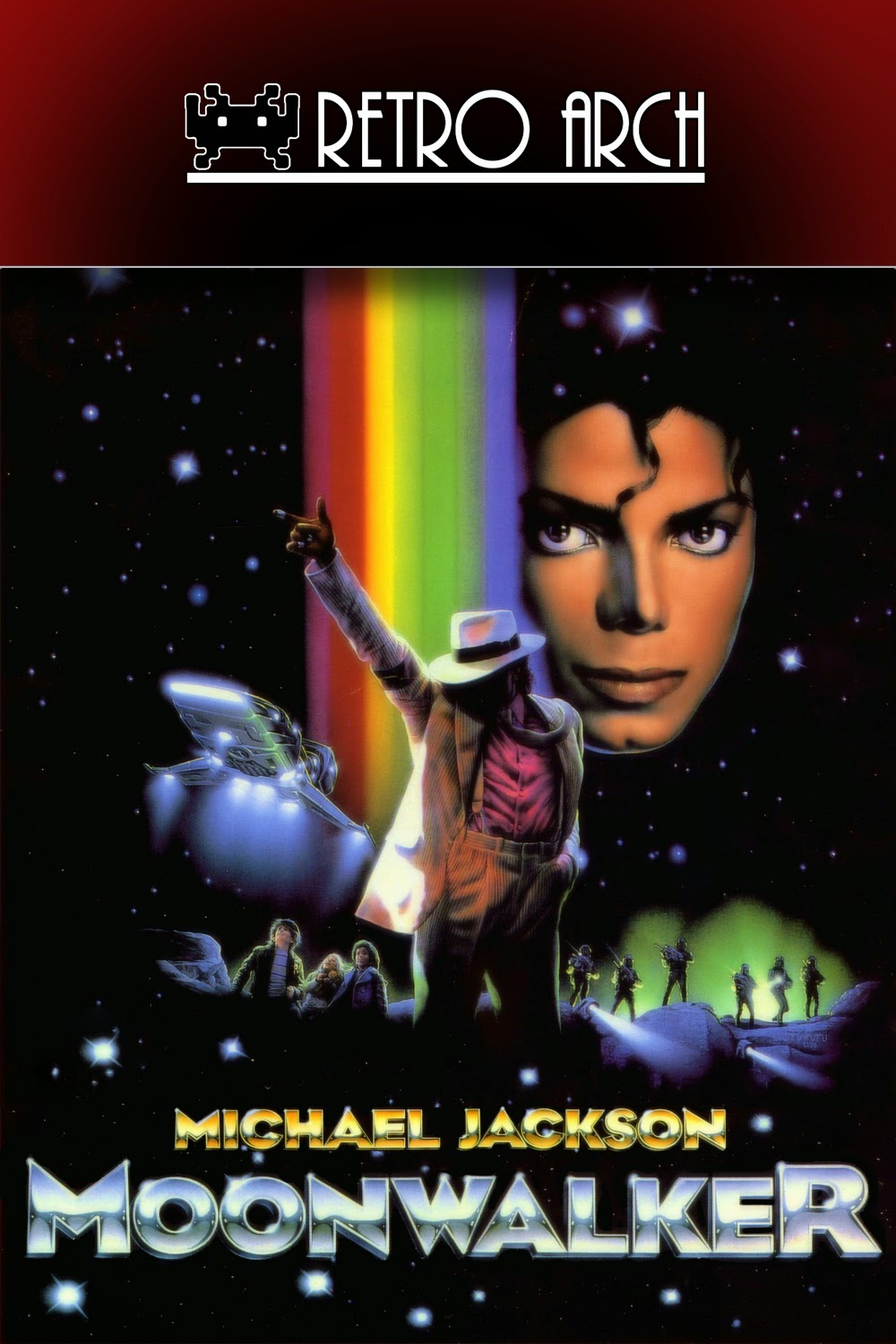 The Collection Chamber Michael Jackson S Moonwalker