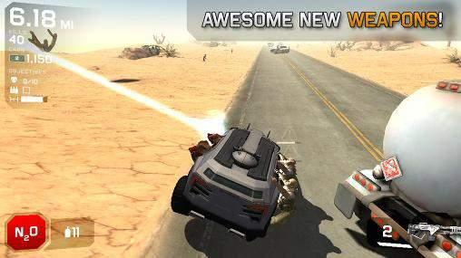 zombie highway 2 apk download