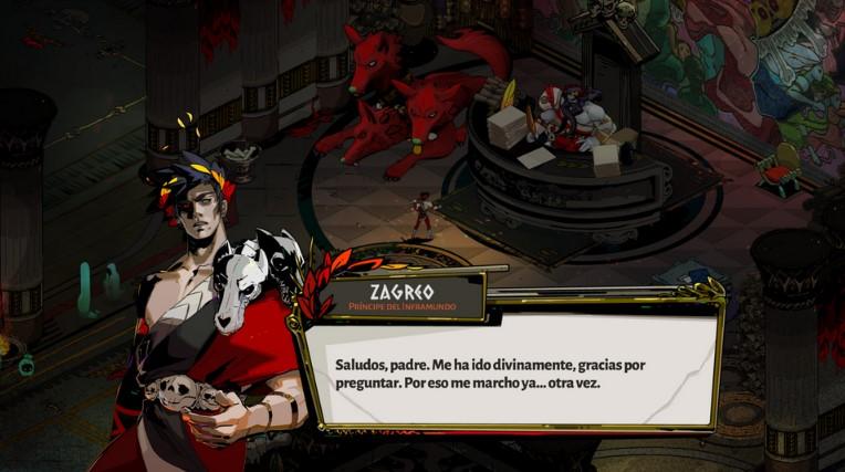 Hades PC Full Español