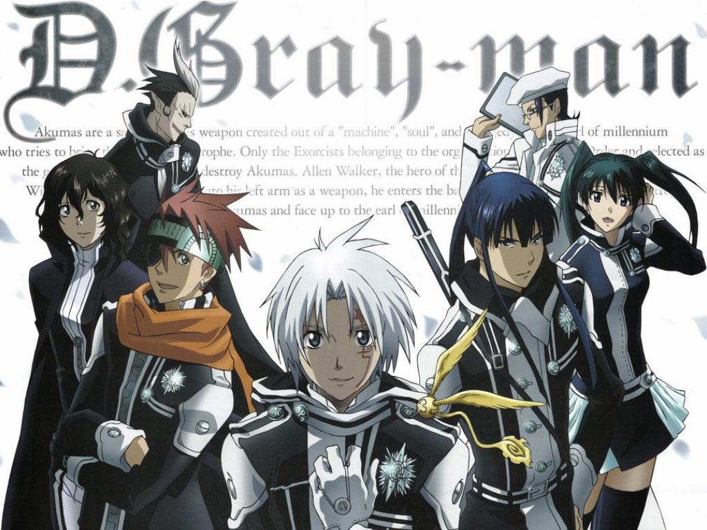 Hoshino awalnya menerbitkan manga d gray man di majalah weekly shonen jump pada tahun 2004 tapi manga ini mengalami hiatus hingga berkali kali dikarenakan