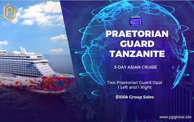 PGI Praetorian Guard TANZANITE