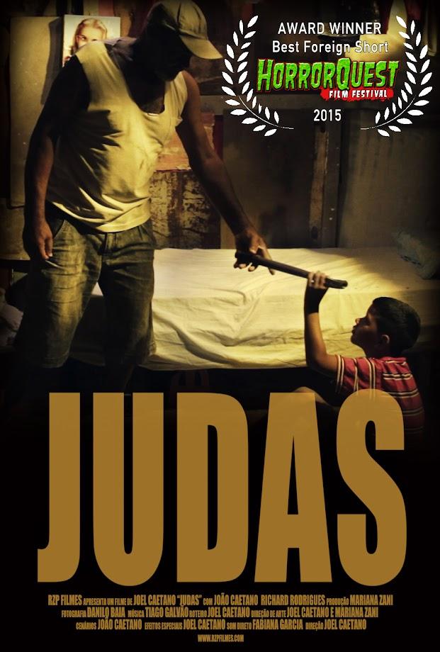JUDAS | Curta brasileiro de terror é prêmiado em Festival nos Estados Unidos