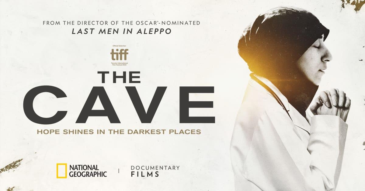 Indicado ao Oscar 2020, THE CAVE estreia na National Geographic