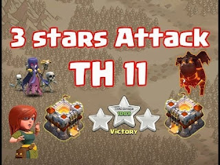 Town Hall 11 War Clash of Clans