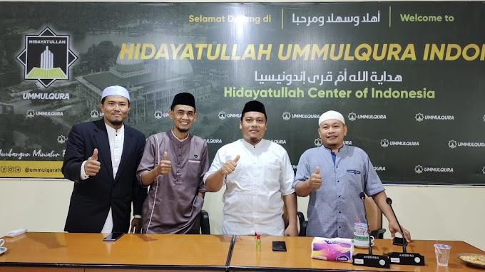 Poros Sinergi DKI Jakarta - Kaltim Hadirkan 5000 Rumah Qur'an