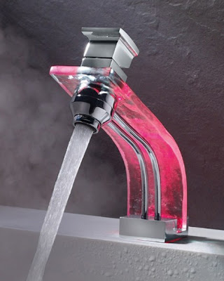 Creative Bathroom Faucets and Modern Kitchen Faucets (15) 15