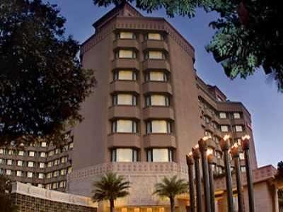 Hyderabad Marriott Hotel in Hyderabad City