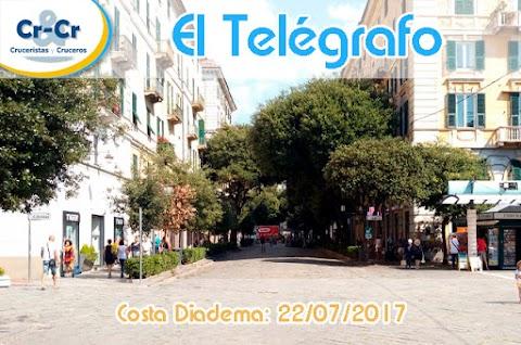 EL TELÉGRAFO - SEXTO DÍA - COSTA DIADEMA 17/07/2017 AL 24/07/2017