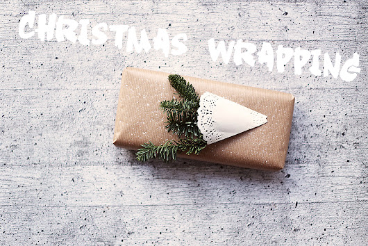DIY: 3 Simple Christmas Wrapping Ideas
