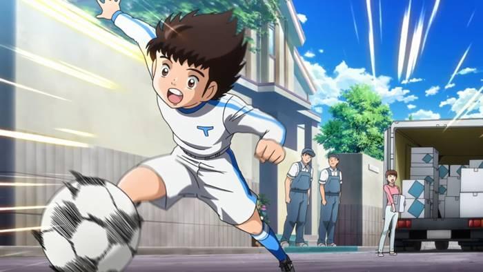 Genre Anime Action Shounen Sports