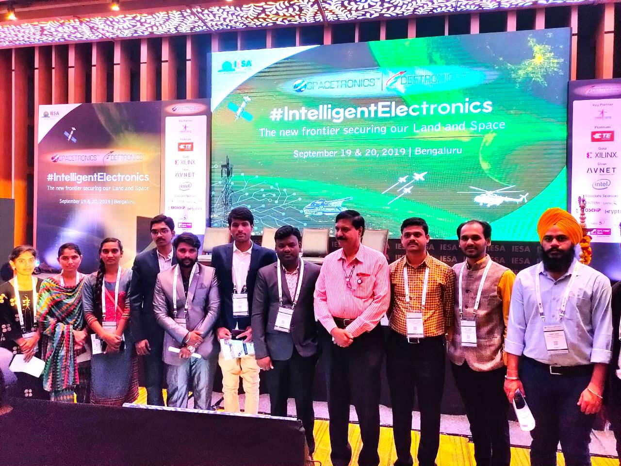 IESA Summit on Spacetronics and Deftronics-2019