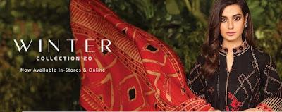 Alkaram Winter Collection 2020