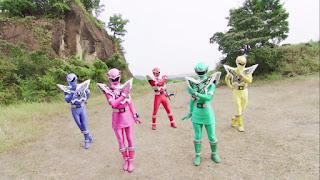 Mashin Sentai Kiramager - 26 Subtitle Indonesia and English