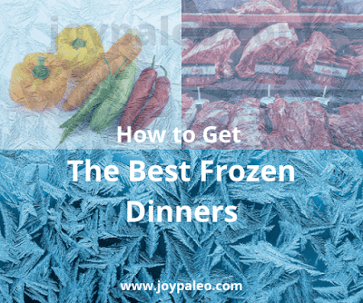 "How to Get The Best Frozen Dinners  You should peruse these tips for your wellbeing before purchasing.    No opportunity to cook? Attempt one among these 12 solid alternatives     Walk around any grocery store solidified nourishments walkway and in this manner the proof is clear:     Solidified dinners are huge dealers, guaranteeing more rack space than basically the other kind of solidified nourishments.       The test is to search out solidified dinners that you appreciate, which will fulfill your appetite and won't damage your weight reduction endeavors.     Picking a Frozen Meal  There is no way to avoid it.     While choosing a solidified dinner, you should peruse the ""sustenance realities"" board on the bundle to shape sure your decision might be a sound one.   So permit yourself to contact additional time on the solidified nourishments path."