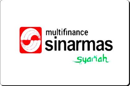Lowongan Kerja Pekanbaru: PT. Sinarmas Multifinance Syariah Januari 2021