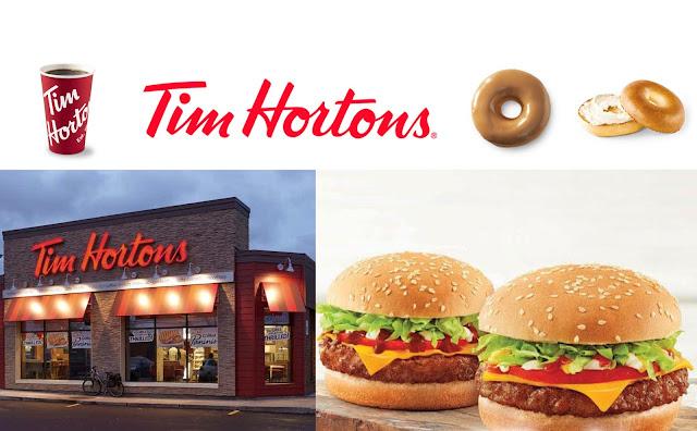 Tim Hortons i Canada