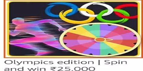 Amazon Olympics Edition Spin and Win Quiz answers