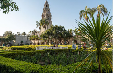 The Best places to visit in USA Balboa Park