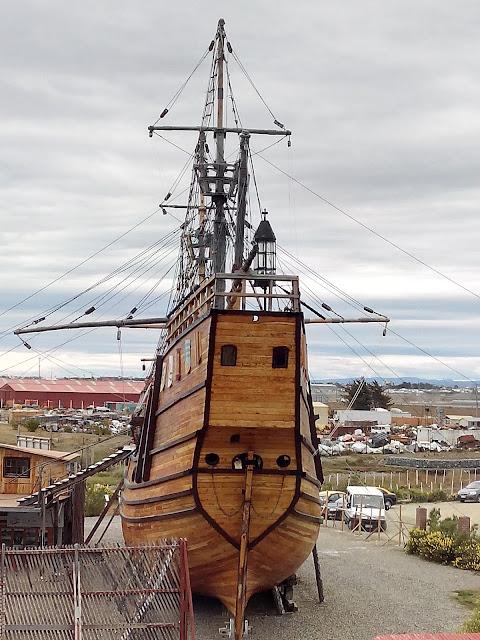 Museo Nao Victoria Punta Arenas