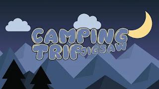 لعبة بازل للكبار مخيم