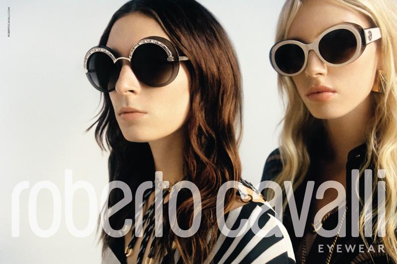 Roberto Cavalli Spring/Summer 2020 Campaign