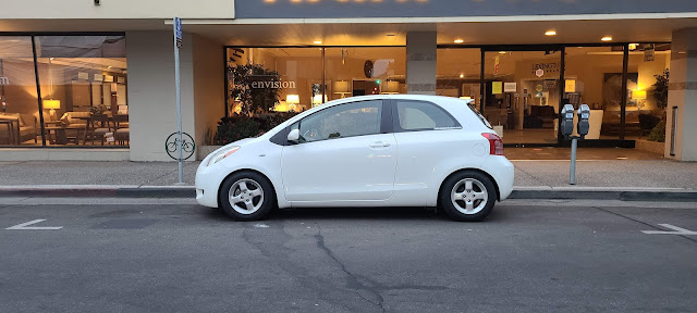 The Subcompact Culture Toyota Yaris in Santa Rosa, California