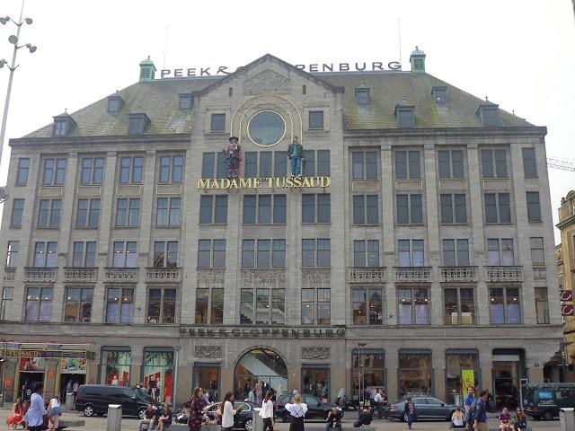 Museo Madame Tussaud (Ámsterdam) (@mibaulviajero)