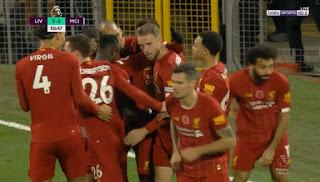 اهداف مباراة ليفربول ومانشستر سيتي (3-1) الدوري الانجليزي