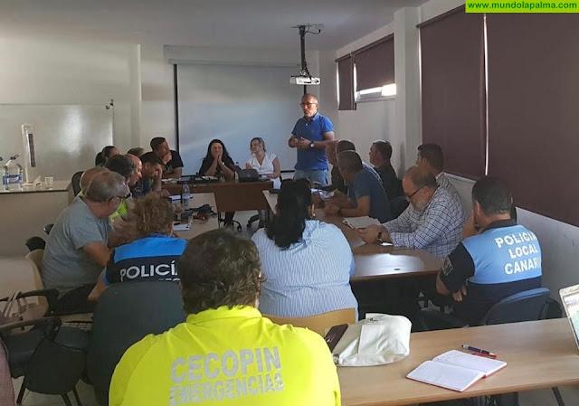El Cabildo coordinará a través del CECOPIN el dispositivo de seguridad del macroconcierto del Isla Bonita Love Festival