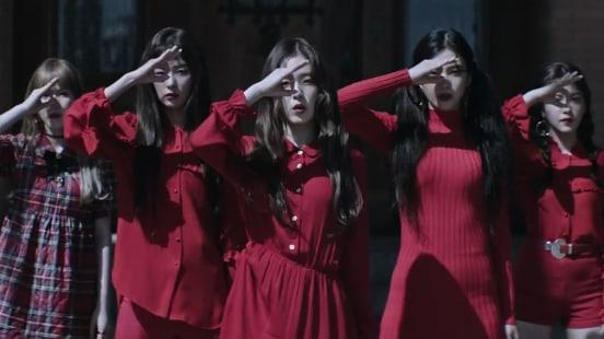 """Lirik dan Terjemahan Lagu """"Peek-A-Boo"""" - Red Velvet"""
