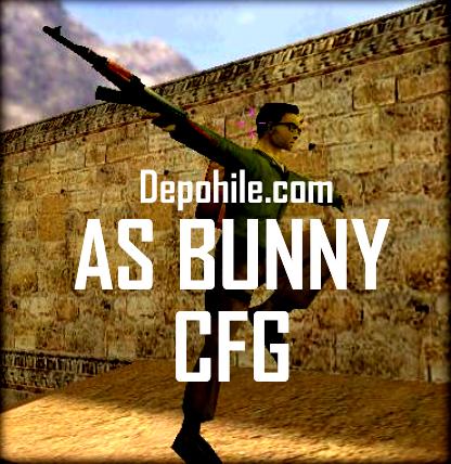 Counter Strike 1.6 AsBunny CFG Uçuran Strafe Hilesi Şubat 2020