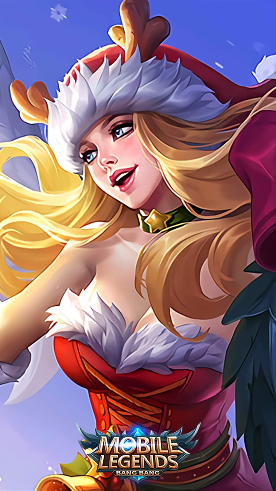 Wallpaper Freya Christmas Carnival Full HD for Android and iOS