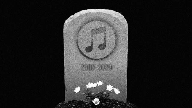 Что смерть iTunes говорит о наших цифровых привычках?