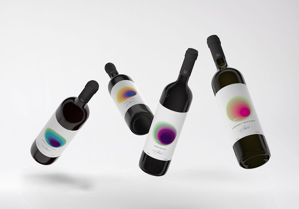 Simple e hipn tico concepto de packaging para la marca de for Q significa contemporaneo