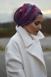 Tutorial Hijab Turban Modern Cocok Untuk Kamu Yang Mau Tampil Praktis