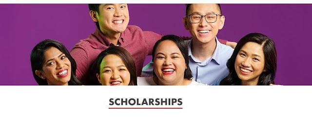 Biasiswa Shell Bagi Pelajar Cemerlang Tahun 2020