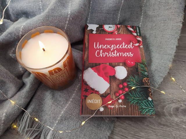 Unexpected Christmas de Phoenix B. Asher