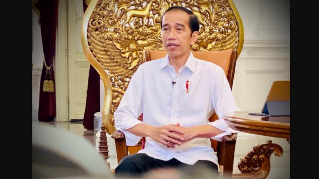 Bersedia Disuntik Duluan, Jokowi Belum Memilih Vaksin Apa yang Akan Dipakai