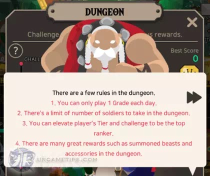 Barbarian Wars: Hero Idle Dungeon