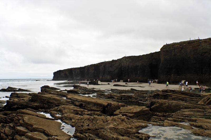 playa de las catedrales ropa