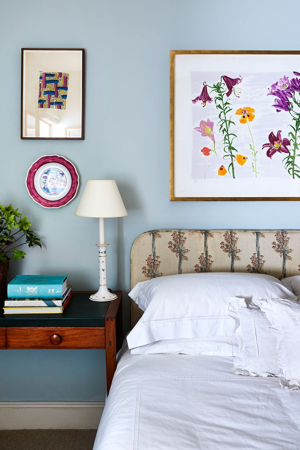 Décor Inspiration: Interior Designer Octavia Dickinson's South London Flat
