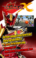 BIMA X Mod APK v.1.14 2016 Terbaru