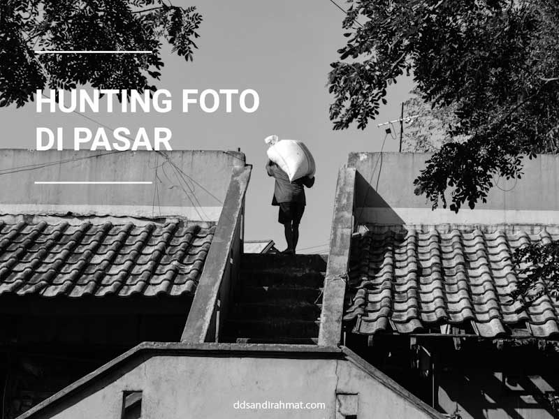 Hunting Foto di Pasar
